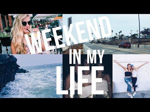 WEEKEND IN MY LIFE: LA EDITION │Halloweekend, Santa Monica, Venice & MORE