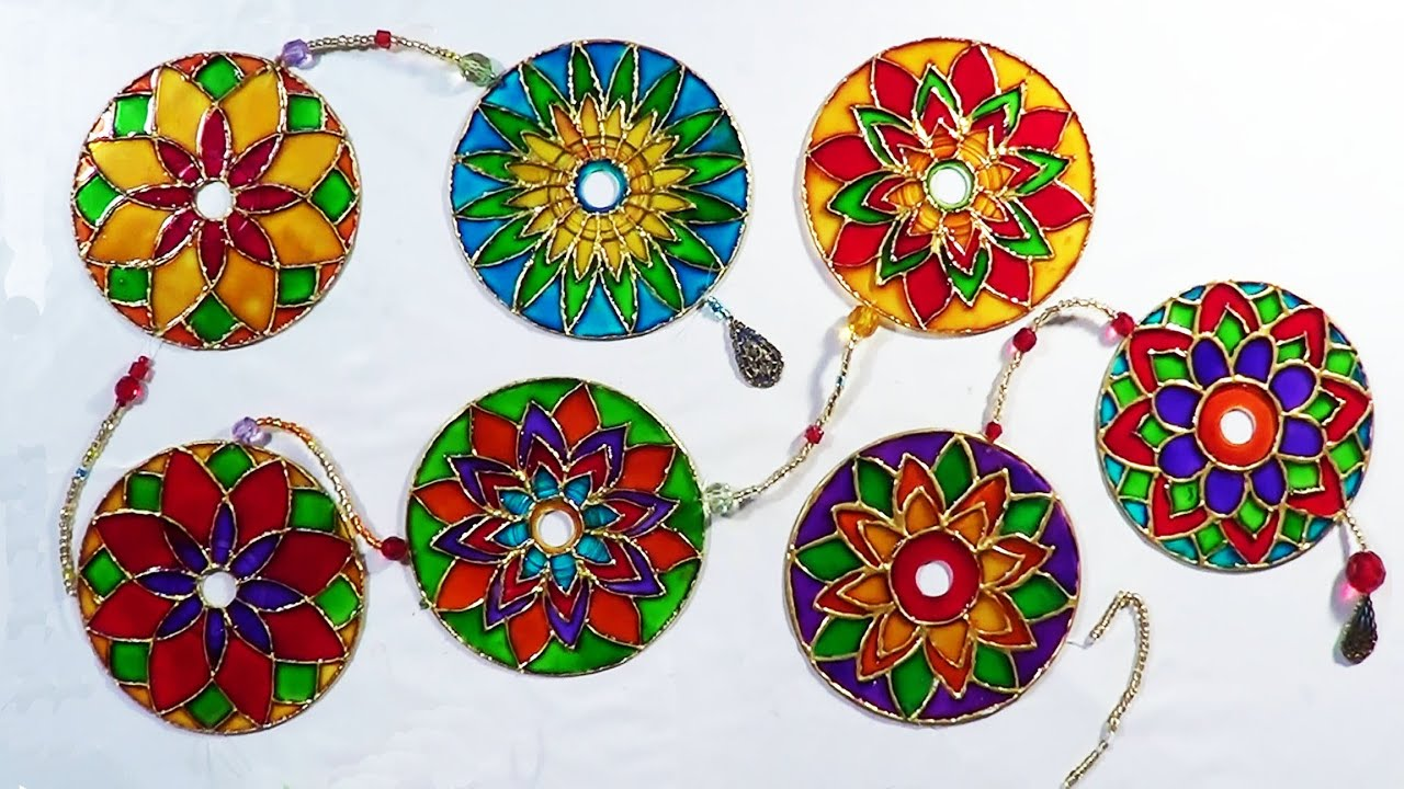 Mandala com cds mandala with cds youtube