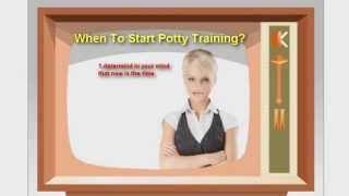 5 Tips When To Start Potty Training 2015