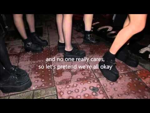 this is not a party - the wombats lyric video mp3