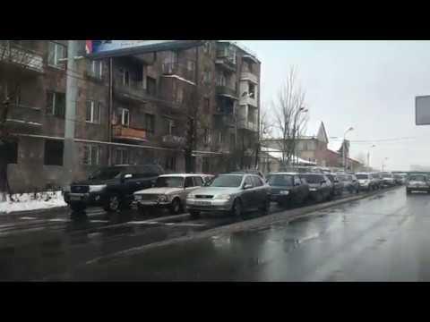 Yerevan, 14.02.17, Tu, Video-1, Depi Davitashen