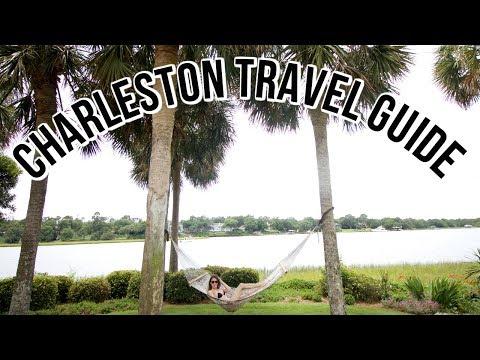 Charleston Travel Diary || Follow Me Around