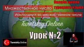 Уроки турецкого языка. Урок №2