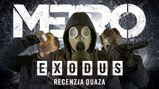 Metro Exodus - recenzja quaza