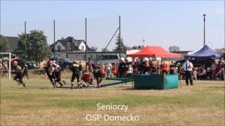 Gminne zawody sportowo-pożarnicze, Komprachcice 2017