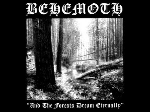 Old Behemoth - And The Forests Dream Eternally (1994) FULL ALBUM