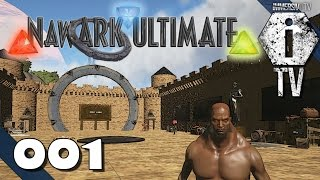 NAWARK ULTIMATE : LA TRIBU DE L'AIR ! - ARK Mod Eternal - EP-001