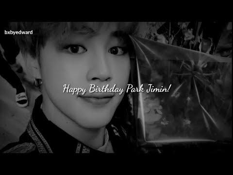Happy Birthday Park Jimin / 2019