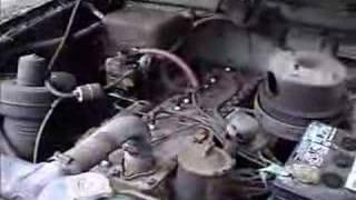 23 year hibernation, 1954 Packard PT. 2 of 5