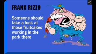 the jerky boys nibblers the mouse frank rizzo 2012