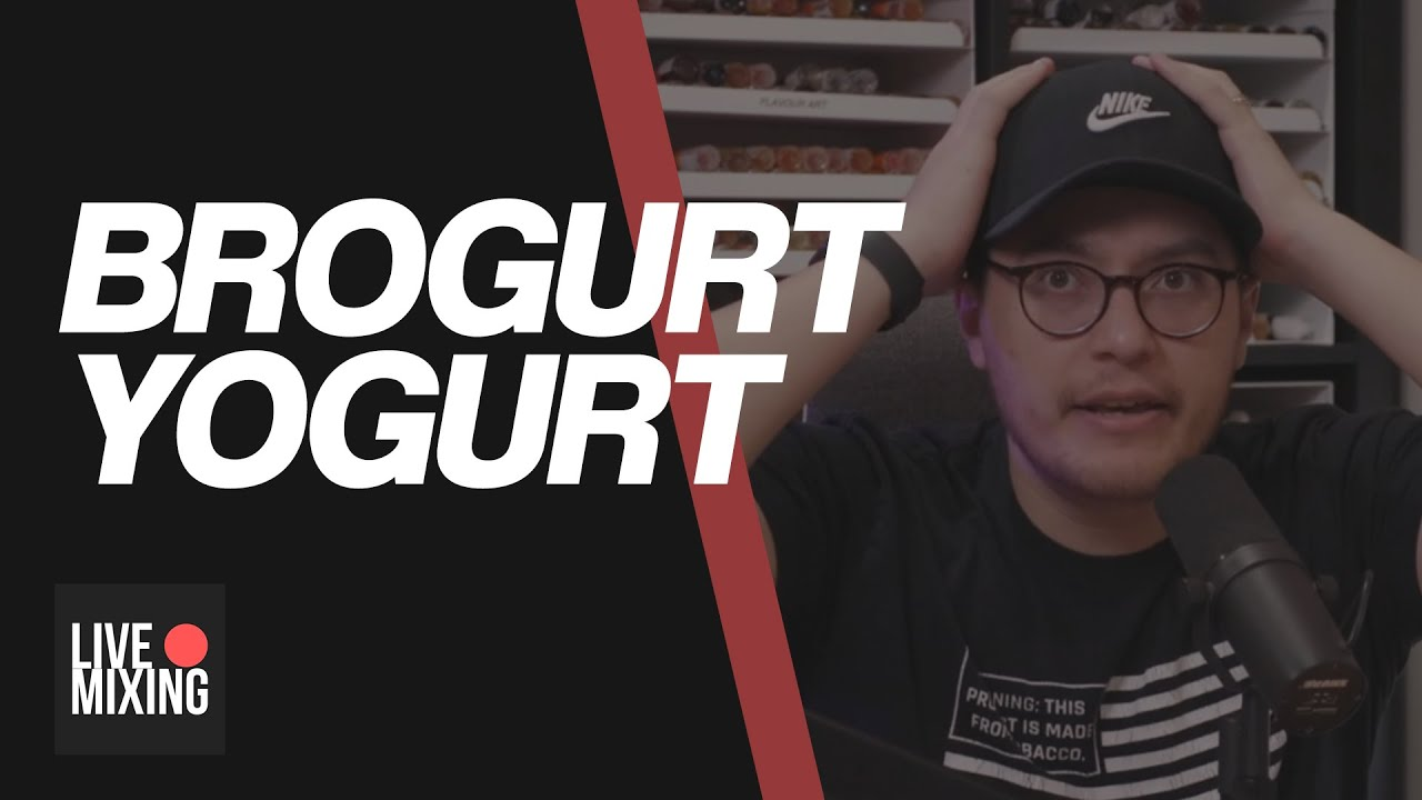 Quitting Vapes?! | Live Mixing