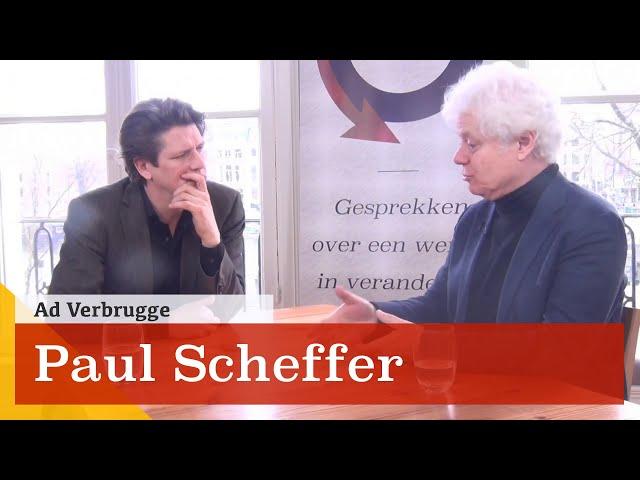 Paul Scheffer en Ad Verbrugge over Europa in tijden van globalisering #vdotv
