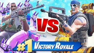 500 CHESTS vs 500 LLAMAS *NEW* Game Mode In Fortnite Battle Royale