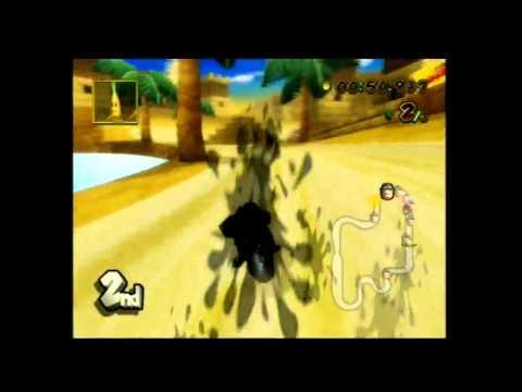 Mario Kart Wii WorldWide Stream