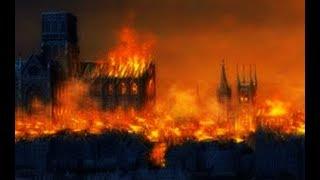 Загадочный лондонский пожар 666