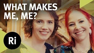Christmas Lectures 2018: What Makes Me, Me? - Alice Roberts and Aoife McLysaght