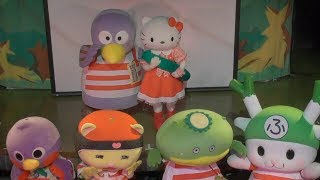 2018 Kitty × 埼玉県「ゆる玉応援団ステージ」