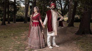 Wedding Highlights | Sharon & Vic | 2020 Punjabi Sikh Wedding