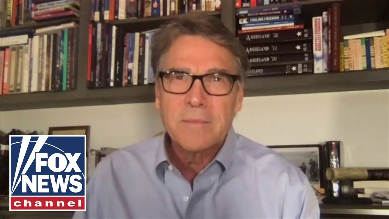 Rick Perry's chilling warning about the US energy sector