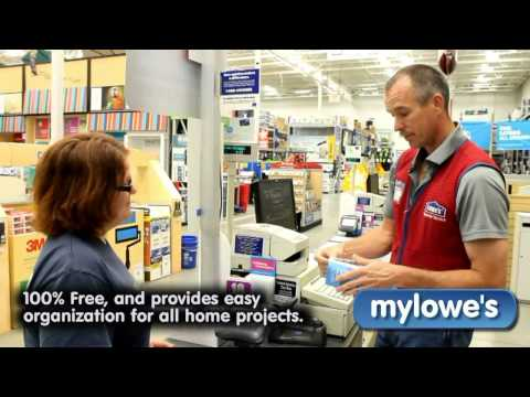 Lowe's Home Improvement: MyLowes, EPP's And Credit