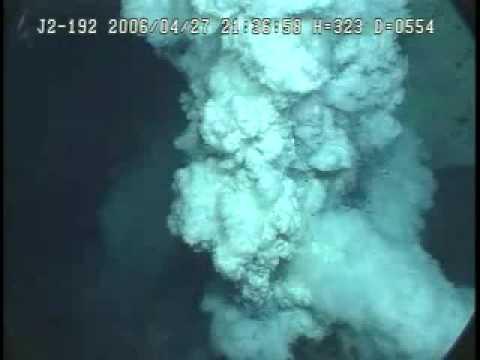 Underwater Volcano Eruption YouTube