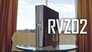 Silverstone RVZ02 Awesome Gaming Case + Perfect Hackintosh Mini-ITX Cases Thumbnail