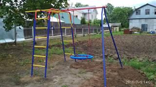 Уличный детский спортивный комплекс! Street children's sports complex!(, 2018-07-13T20:52:34.000Z)