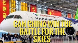 Can China Break Airbus & Boeing