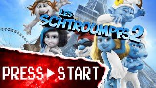 [Press Schtroumpf] Les Schtroumpfs 2 (XBox 360)