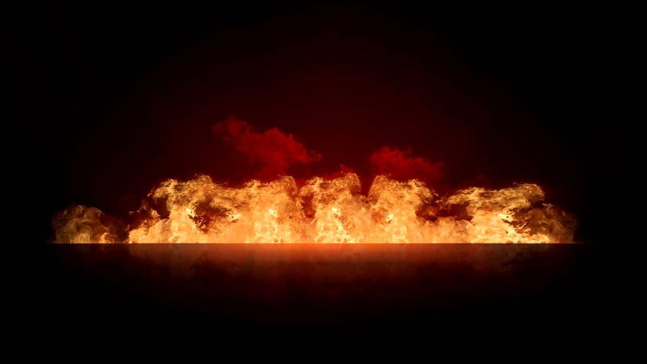 Fondo Video Background Full HD Total Annihilation Fuego