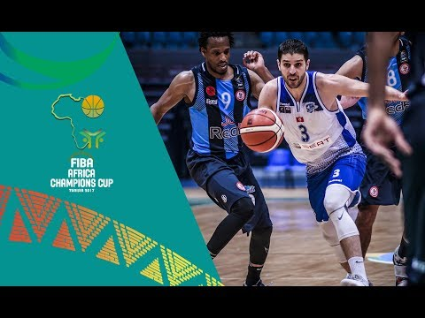 E.S. Rades v A.S Sale - Full Game - FIBA Africa Champions Cup 2017