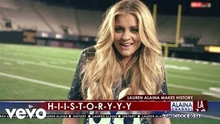 Lauren Alaina - History (Lyric Video)
