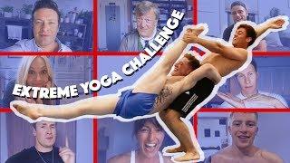 extreme yoga challenge with nile wilson tom daley