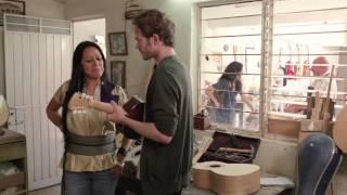El Mariachi Gringo (2012) Con Shawn Ashmore y Martha Higareda. TRAILER