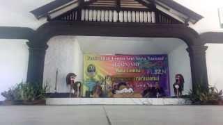 SMPN 2 Sukamatri - Ngahuma. Juara 1 Musik Tradisional (Karawitan)  FLS2N Jawa Barat 2015 - Stafaband