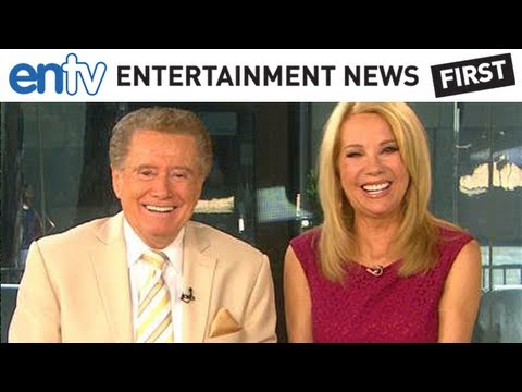 """Regis and Kathie Lee """"Today Show"""" Reunion: Biggest Moments From Funny Reunion"""