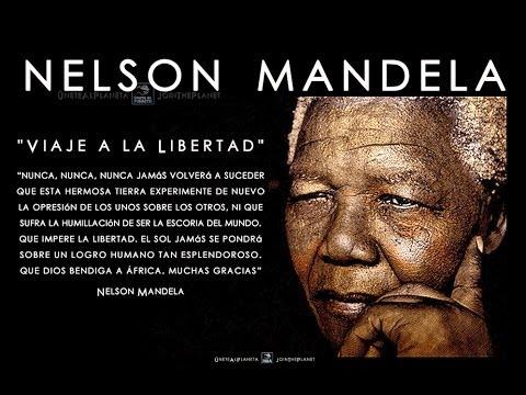 "Nelson Mandela ""Viaje a la Libertad"""