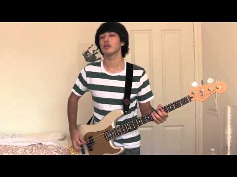 The All-American Rejects - Move Along Bass Cover (Tab In Description)