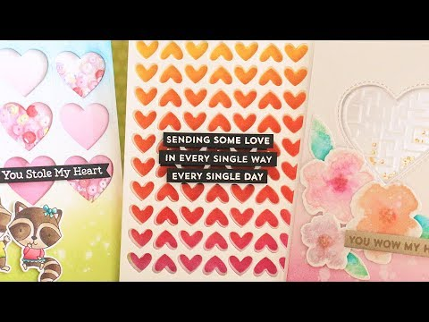 How to Create Window Cards 3 Ways with Eloise Blue
