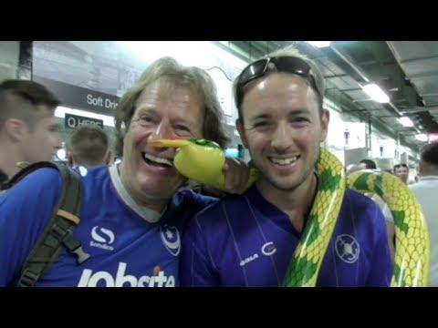 Portsmouth v Wigan Athletic Away - fournilwrittenalloverit