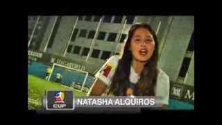Natasha Alquiros Debut in UFL Highlights - Video courtesy of UFL Philippines