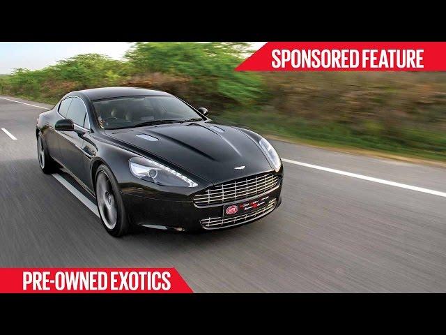 Aston Martin Rapide Videos Reviews Videos By Experts Test Drive Comparison