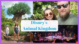 Disney Animal Kingdom | DIsneyland Vlogs | Chasing Ruby Chat