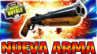 🔴 WAITING **NEW SKINS** AND **NEW SHOTGUN** LEGENDARY +735 WINS! - FORTNITE Battle Royale