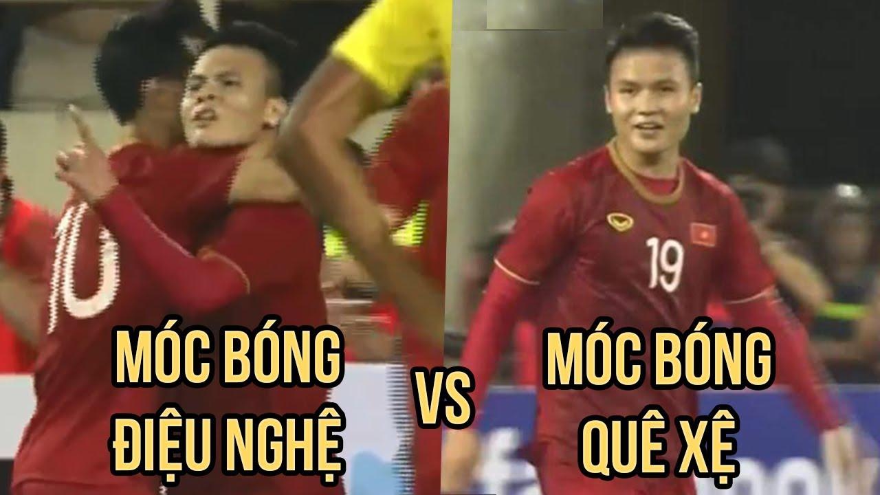 Hài hước: Quang Hải vì chân ngắn nên ghi bàn hụt trận Malaysia - Việt Nam (vòng loại WC 2022)