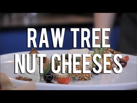 The Raw Chef TV | Raw food tree nut cheeses