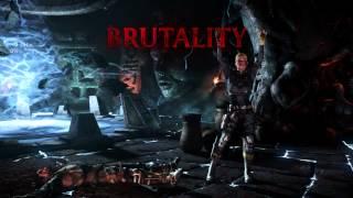 Cassie Cage Beatdown Brutality