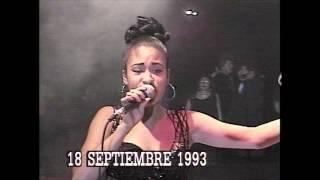 Selena - No Debes Jugar (Feria Monterrey 1993)