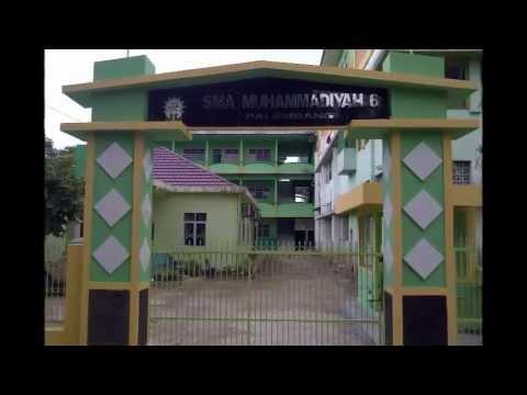 SMA Muhammadiyah 6 Palembang Moment 27 Juli 2013 - YouTube