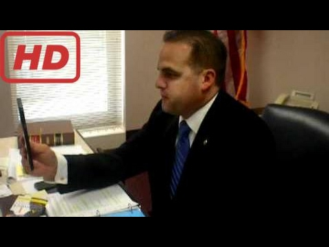 Rep. Artiles and AHA Voter meet via Handheld device